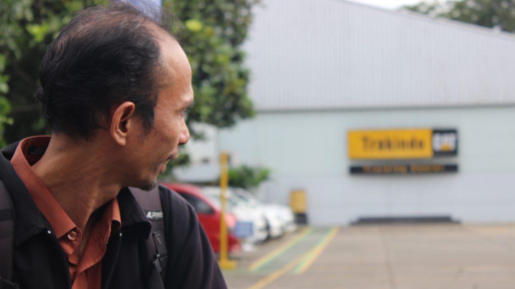 """Studi Banding """"Penelahaan  Perawatan Alat Berat di Industri"""" Training Center PT. Trakindo Utama, Cileungsi"""
