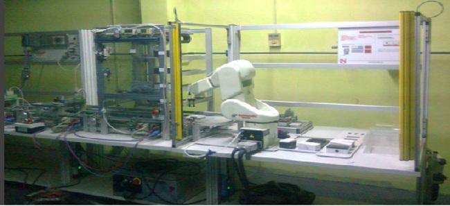 IMS (INDUSTRIAL MECHATRONICS SYSTEM) DAN ROBOT