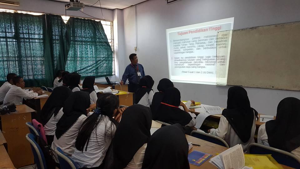 Penyambutan Mahasiswa Baru TA 2016/2017